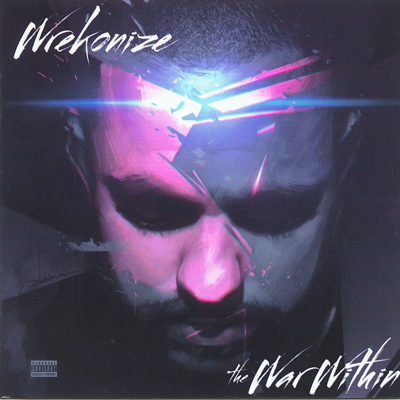 Wrekonize – The War Within (CD) (2013) (FLAC + 320 kbps)