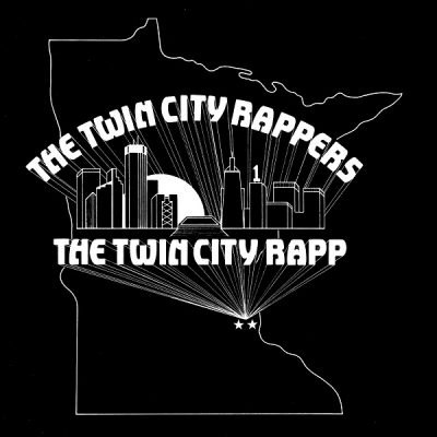 The Twin City Rappers – Twin City Rapp (VLS) (1985) (FLAC + 320 kbps)
