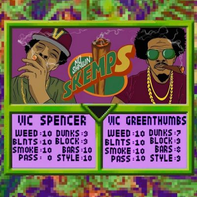 Vic Spencer – No Shawn Skemps (WEB) (2020) (320 kbps)