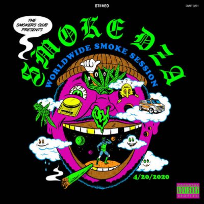 Smoke DZA – Worldwide Smoke Session (WEB) (2020) (320 kbps)