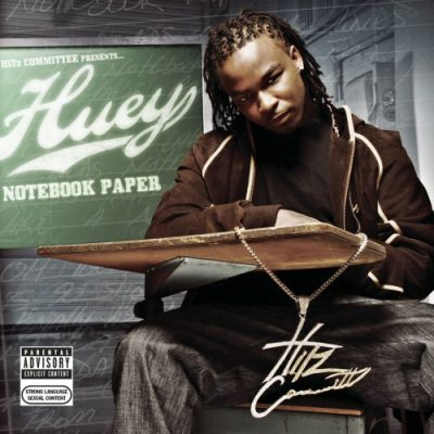 Huey – Notebook Paper (CD) (2007) (320 kbps)