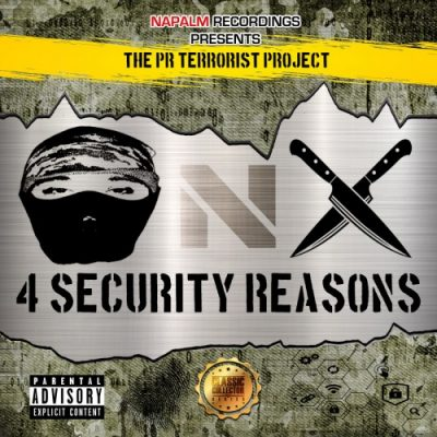 P.R. Terrorist – 4 Security Reasons (WEB) (2007) (320 kbps)