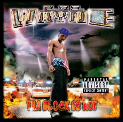 Lil Wayne – Tha Block Is Hot (CD) (1999) (FLAC + 320 kbps)