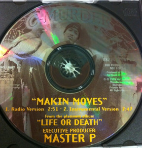 C-Murder – Makin Moves (Promo CDS) (1998) (FLAC + 320 kbps)