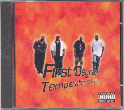 First Degree – Temperatures Rising EP (CD) (1997) (FLAC + 320 kbps)