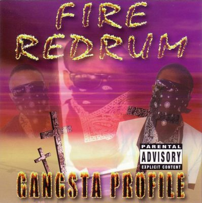 Gangsta Profile – Fire Redrum (CD) (1998) (320 kbps)