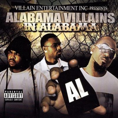 Alabama Villains – In Alabama (CD) (2008) (320 kbps)