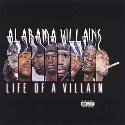 Alabama Villains – Life Of A Villain (CD) (2005) (320 kbps)