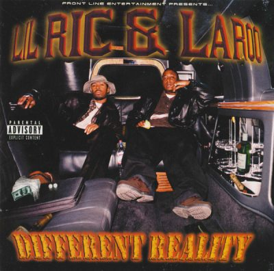 Lil Ric & Laroo – Different Reality (CD) (2001) (320 kbps)
