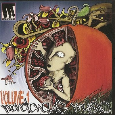 VA – Monotonous Music Volume 1 (CD) (2004) (FLAC + 320 kbps)