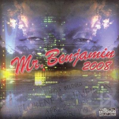 Mr. Benjamin – 2008 (CD) (2003) (FLAC + 320 kbps)