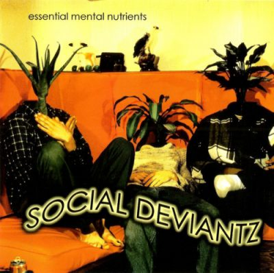 Social Deviantz – Essential Mental Nutrients (CD) (1996) (320 kbps)