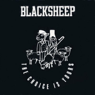 Black Sheep – The Choice Is Yours (Promo CDS) (1991) (FLAC + 320 kbps)
