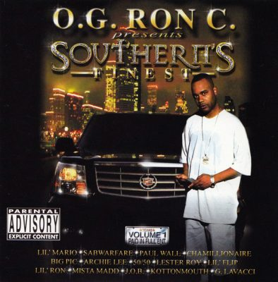 VA – O.G. Ron C. Presents: Southerns Finest (Chopped And Skrewed) (CD) (2002) (FLAC + 320 kbps)
