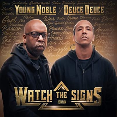 Young Noble & Deuce Deuce – Watch The Signs (WEB) (2020) (320 kbps)
