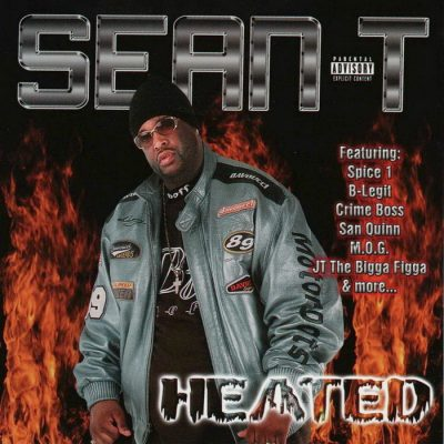 Sean T – Heated (CD) (2000) (320 kbps)