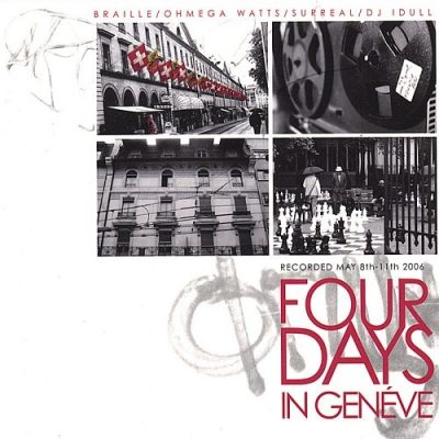 4 Days In Geneva – 4 Days In Geneva (WEB) (2007) (320 kbps)
