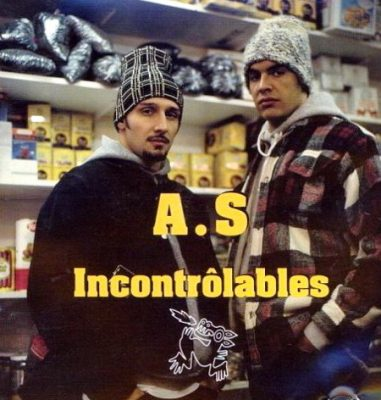 A.S – Incontrôlables (CD) (1994) (FLAC + 320 kbps)