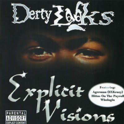 Derty Looks – Explicit Visions (CD) (1999) (FLAC + 320 kbps)