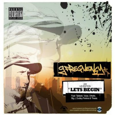 G Frequency – Let's Begin (WEB) (2008) (320 kbps)