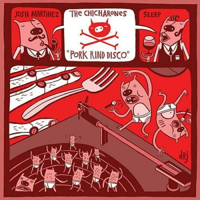 The Chicharones – Pork Rind Disco EP (CD) (2005) (VBR V0)