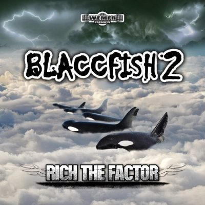 Rich The Factor – Blaccfish 2 (WEB) (2020) (320 kbps)