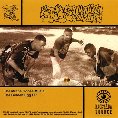The Mutha Goose Militia – The Golden Egg EP (Vinyl) (2020) (FLAC + 320 kbps)