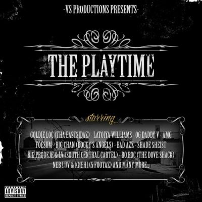 VA – VS Productions: The Playtime (WEB) (2011) (320 kbps)