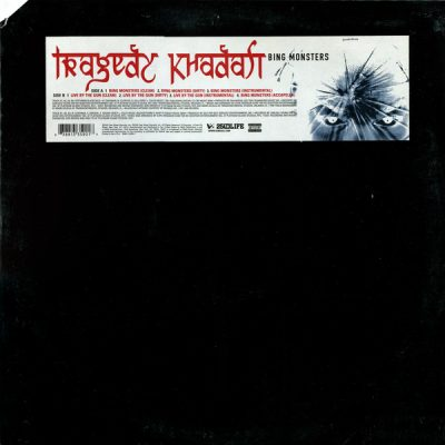 Tragedy Khadafi – Bing Monsters (VLS) (2000) (FLAC + 320 kbps)