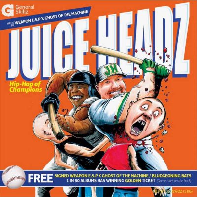 Ghost Of The Machine & Weapon E.S.P – Juice Headz (WEB) (2020) (320 kbps)