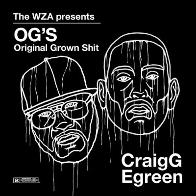 OG's – Original Grown Shit EP (WEB) (2019) (320 kbps)
