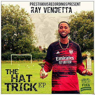 Ray Vendetta – The Hat Trick EP (WEB) (2020) (320 kbps)