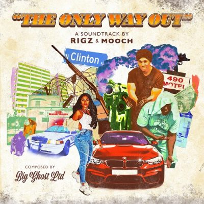 Rigz & Mooch – The Only Way Out (WEB) (2019) (320 kbps)