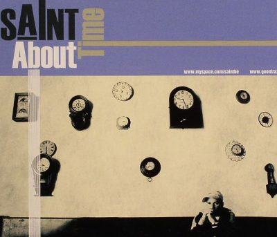 Saint – About Time (CD) (2008) (320 kbps)