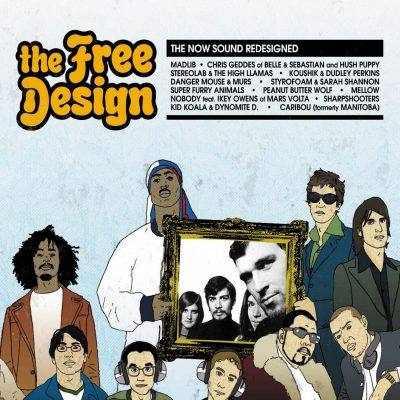 VA – The Free Design: The Now Sound Redesigned (WEB) (2005) (FLAC + 320 kbps)