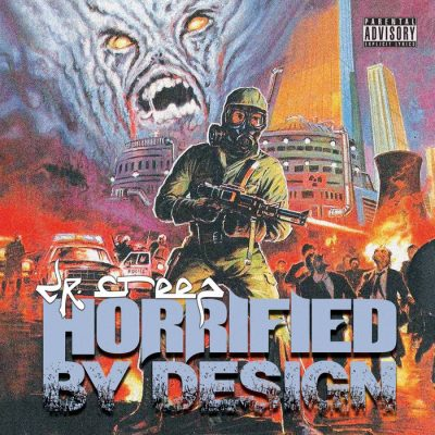 Dr Creep – Horrified By Design (WEB) (2020) (320 kbps)