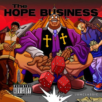 Junclassic & Reckonize Real – The Hope Business (WEB) (2020) (320 kbps)