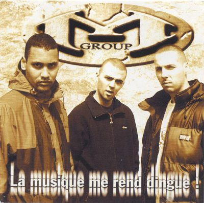 M'Group – La Musique Me Rend Dingue EP (CD) (2001) (FLAC + 320 kbps)