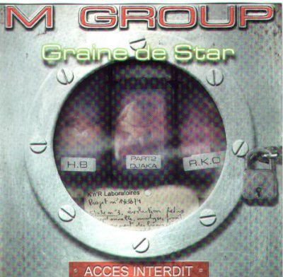 M'Group – Graine De Star EP (CD) (2000) (FLAC + 320 kbps)