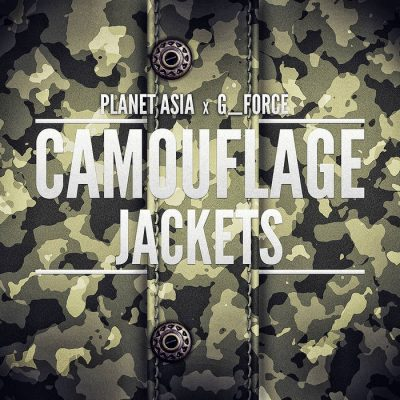 Planet Asia & G_Force – Camouflage Jackets (WEB) (2011) (320 kbps)