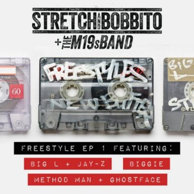 Stretch & Bobbito – Freestyle EP 1 (WEB) (2020) (320 kbps)