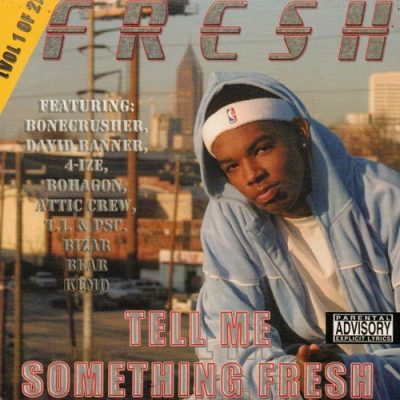 Fresh – Tell Me Something Fresh, Vol. 1 (WEB) (2003) (320 kbps)