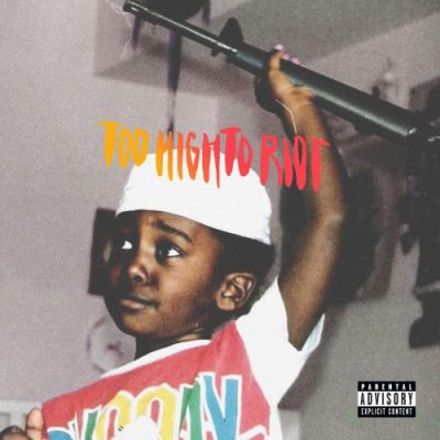 Bas – Too High To Riot (WEB) (2016) (320 kbps)