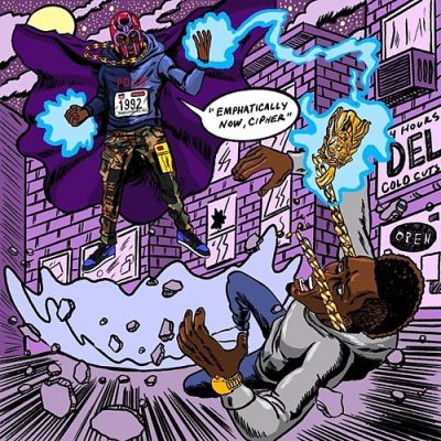 Raz Fresco – Magneto Was Right Issue #5 (WEB) (2020) (320 kbps)