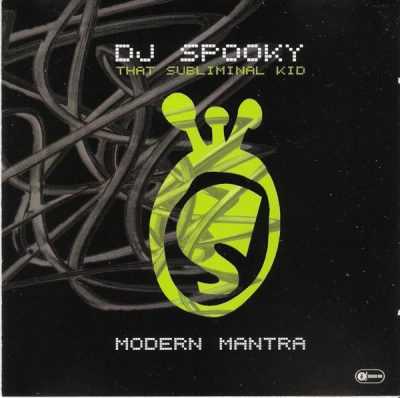 DJ Spooky That Subliminal Kid – Modern Mantra (WEB) (2002) (320 kbps)