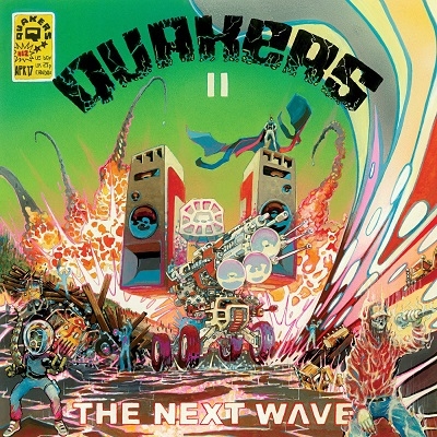 Quakers – II: The Next Wave (WEB) (2020) (320 kbps)