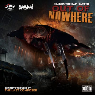 Skanks The Rap Martyr – Out of Nowhere (WEB) (2020) (320 kbps)