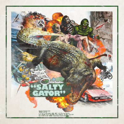 Swamp Thing & Ollie Teeba – Salty Gator (WEB) (2020) (320 kbps)