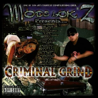 VA – Mode Lok'z Presents… Criminal Grind (WEB) (2000) (320 kbps)