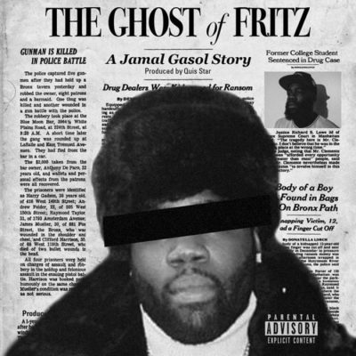 Jamal Gasol – The Ghost Of Fritz (WEB) (2020) (320 kbps)
